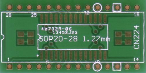 SOP Adaptor